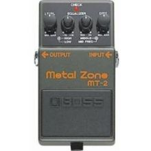 PEDAL BOSS MT2 METAL ZONE