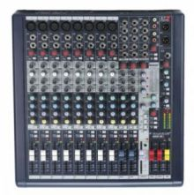 Mesa de Som Sound Craft MFXI-8